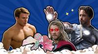 《复仇者联盟4》告别战役,全球性感女人都想嫁的超级英雄竟然是他?