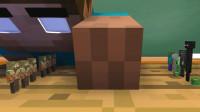 我的世界动画-怪物学院-微型丧尸军团来袭-MineCZ