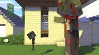 我的世界动画-怪物学院-丧尸又来了-MineCZ