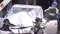 2死10伤!日本87岁老人开车撞向人群 警方:或因脚疼