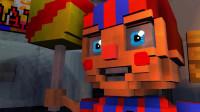 我的世界动画-怪物学院-玩具熊披萨店-Mavic