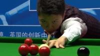 【世界锦标赛】第一阶段周跃龙7-2马克·艾伦大比分领先  比赛集锦