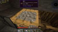 我的世界石头方块04:筛子造好开启无中生有模式