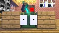 我的世界动画-怪物学院-恐怖婆婆来了-MineCZ