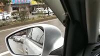 侧方位停车方法,记住这三点,车位再小都能停!