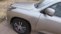 19款雷克萨斯LX570按下钥匙,开车上路那刻,才知道什么叫买值了。