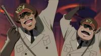海贼王:汉尼拔单挑路飞,汉尼拔真是条汉子,路飞都不忍下狠手!