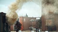 消防员的工作有多危险?国外用人造火灾现场记录着火过程!