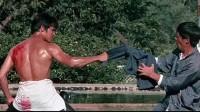 李小龙三连踢有多狠?连拳王泰森都说他是杀手,看完你就明白了!