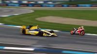 方程式跑车 VS 超级摩托车