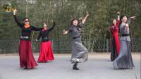 紫竹院广场舞——印度美女,欢快的旋律,动感的节奏,喜欢!