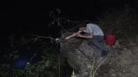 小伙深夜收夜钓竿收获满满,大货不断上钩,太令人兴奋了!
