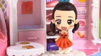 小琦拆芭比公主系列第二款奇趣蛋玩具 13