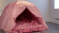 世界上最恶心的帐篷,睡一晚能拿70000元,至今无人挑战成功!