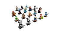 LEGO乐高积木玩具迪士尼系列71024人仔抽抽乐第二季套装速组速拼