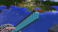 我的世界拔刀剑45:我们造了一个人工岛,用来修建拔刀剑的剑冢