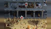 乐高二战 贝里琉岛战役场景(特辑)