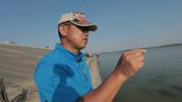 热心分享  细心指导  大毛老师作为钓鱼人的精神
