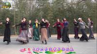 紫竹院广场舞——那一天,柔美大气的藏族舞