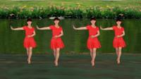 微妙广场舞《相思的夜》原创简单恰恰风格附口令教学