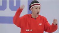 偶像练习生:蔡徐坤小组好厉害啊,猜词一猜一个准,蔡徐坤演绎拍马屁太搞笑