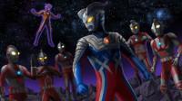 奥特曼传奇英雄 35期消灭怪兽 格斗进化儿童游戏