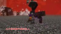 我的世界泰坦生物42:几个铁傀儡泰坦VS末影巨人,最终将其消灭