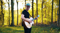 丹麦天才指弹吉他手Casper Esmann-Sparkle-卡马A1-GA