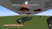 我的世界泰坦生物43:恶魂泰坦卡住我的电脑,防空炮台只能当摆设