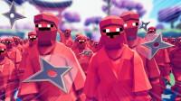 全STEAM最逗B模拟器游戏第十五集!全面战争模拟器!全隐藏兵种收集