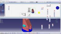【CATIA工程图】-02-快捷键及方向, 剖视图