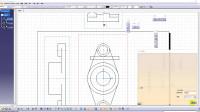 【CATIA工程图】-04-视图创建及尺寸操作