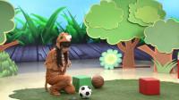 美猴王和神奇魔法森林:森林球类运动会