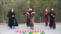 紫竹院广场舞——DJ舞曲-牧羊姑娘,欢快热情好看!