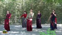 紫竹院广场舞,五一假期嗨起来舞蹈三《牧羊姑娘》