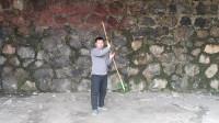 武术 棍术 舞花棍 下集 动作教学