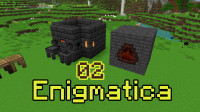 我的世界《谜一样的e2e多模组生存Ep2 升级升级》Minecraft 安逸菌解说