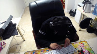 【老白VLOG】无情机械键盘闪瞎狗眼!