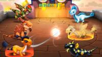 萌龙大乱斗 儿童恐龙岛游戏7期 建设龙之岛
