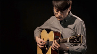 GIN《愿樱》(願桜)吉他指弹完整演示【元子弹吉他】