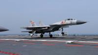 飞鲨歼-15舰载机实力再迎突破,具备一特殊的性能!