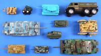 多款军队坦克玩具介绍