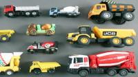 自动倾卸卡车铲车挖掘机等工程车玩具