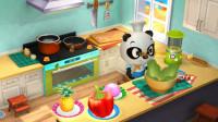 孩子们的美食手工DIY乐园,一起来制作美味的蔬菜水果沙拉和土豆泥汤吧!