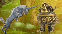 古代帝王最宠爱的两只独角神兽:一只可以测谎,一只可以当翻译