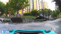 感玩工场 途S1 FPV无人车下地自带镜头第一视角视频
