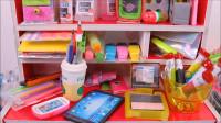 6个芭比迷你小创意,ipad保护套,书包,铅笔盒,女生们都喜欢!