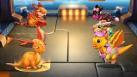 萌龙大乱斗 儿童恐龙岛游戏9期 建设龙之岛
