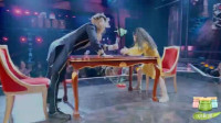 这就是街舞,杨文昊搭档女选手跳王子,精彩表现惹黄子稻尖叫!