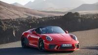 2020 保时捷 Porsche 911 Speedster 展示 - Guards Red